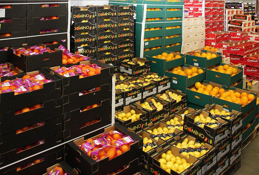 Bedýnky s ovocem